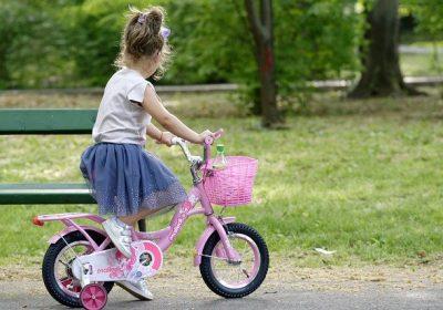 Vélo roulettes